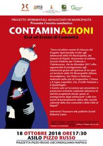 contaminazioni napoli progetto adolescenti settima municipalità
