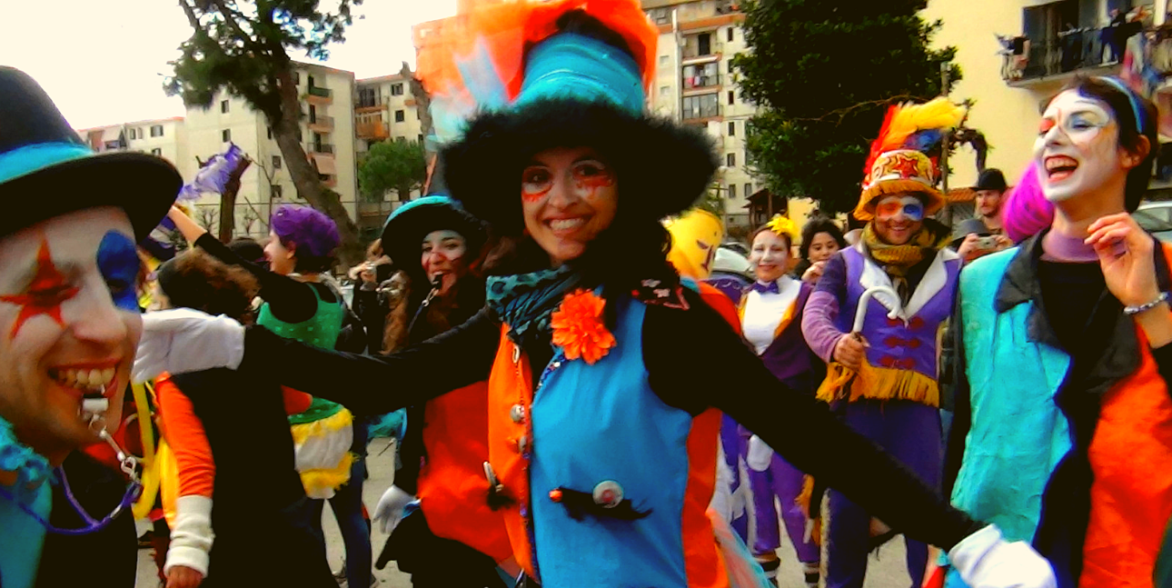 Carnevale Sociale 2019 @Napoli: ecco l'elenco degli appuntamenti
