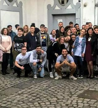 """""""ContaminAZIONI"""": tra arte e musica i giovani si riprendono la VII Municipalità!"""