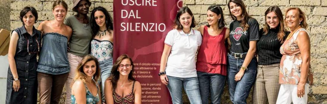 10 Donne in una Masseria confiscata alla camorra