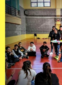 """Riparte """"Adolescenti RGM"""": Web Radio, Street Art e Musica per la VII Municipalità!"""