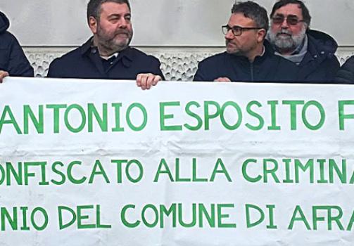 Camorra, Comune e Masseria Ferraioli: l'opinione del presidente Vanacore
