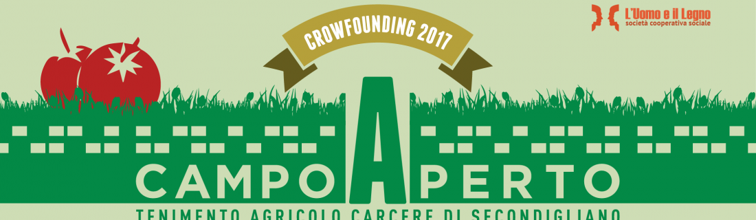 Crowfounding Campo Aperto 2017