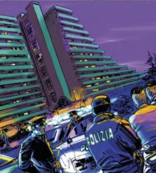 Scampia unico quartiere riconoscibile nel nuovo calendario della Polizia