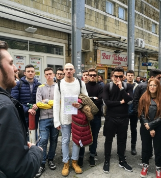 Il Cittadino in Cantiere: a Scampia l'incontro tra scuola e Costituzione