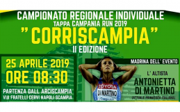 Corri Scampia: il 25 aprile la seconda edizione della gara podistica