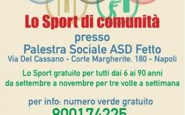 Sport di comunità