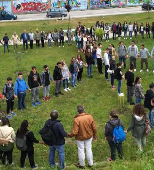 """Il Progetto Pangea si aggiudica il premio """"Green Care 2017""""!"""
