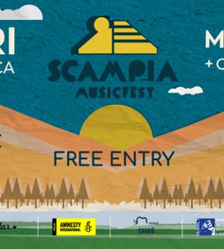 Lo Scampia Music Fest cambia location all'ultimo minuto!