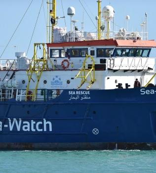 Vicenda Sea-Watch: dalla parte dell'umanità