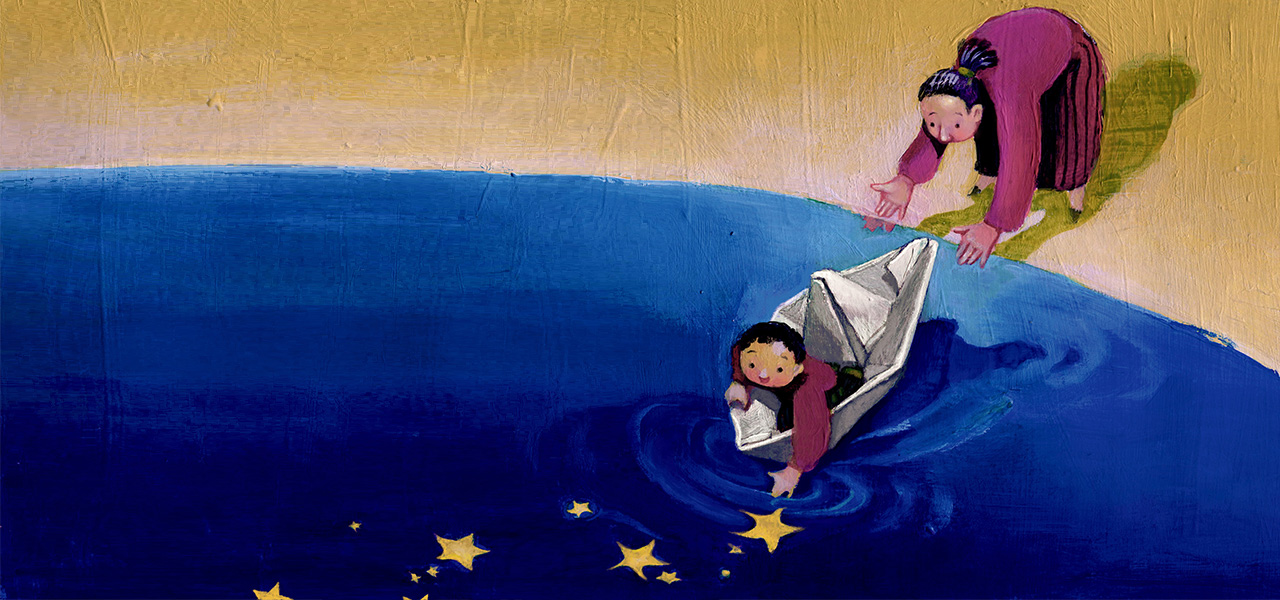 Firma anche tu l'appello di European Solidarity per un'Europa aperta!