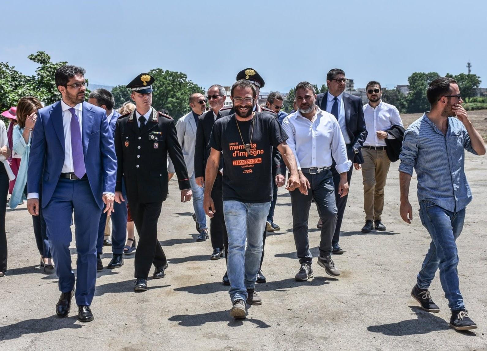 Masseria Ferraioli: la denuncia del direttore Giovanni Russo