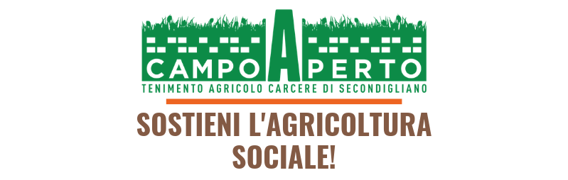 Sostieni l'agricoltura sociale, sostieni CampoAperto!